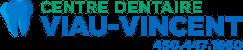 logo Centre Dentaire Viau Vincent Chambly