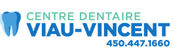 Centre Dentaire Viau Vincent Logo