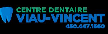 Centre Dentaire Viau Vincent Logo